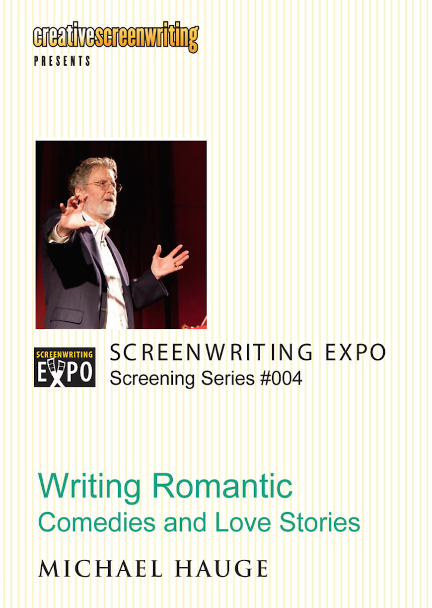 Cover of Writing Romantic Comedies and Love Stories by Michael Hauge