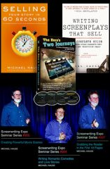 The Complete Michael Hauge Writing & Pitching Collection