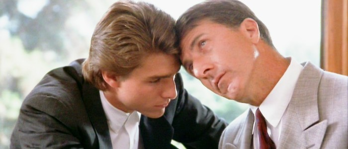 Rainman is a perfect example of outer motivation in storytelling