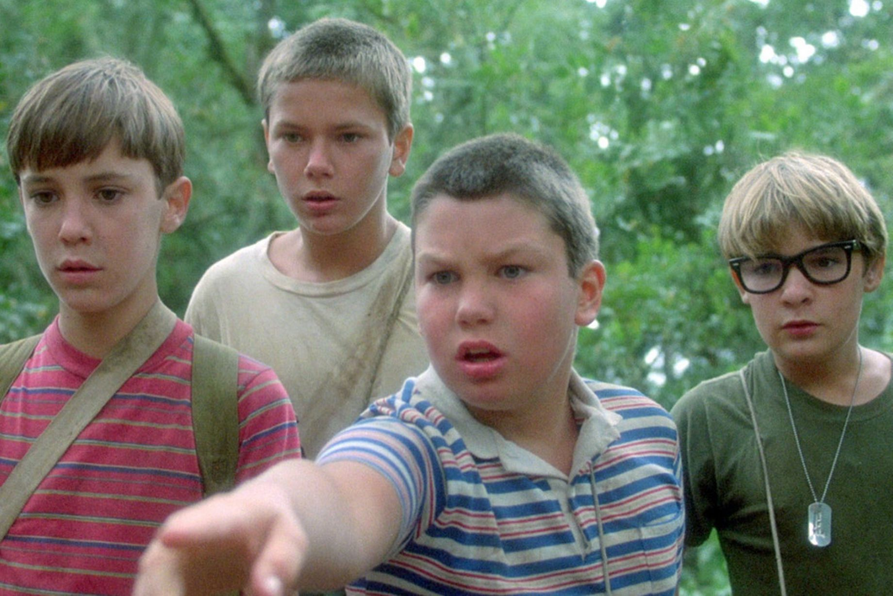 stand by me story essay Stand by me came from the story the body, which was part of stephen king's 1982 collection different seasons the collection also included rita hayworth and the shawshank redemption,.